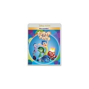 インサイド・ヘッド MovieNEX【BD+DVD】/アニメーション[Blu-ray]【返品種別A】