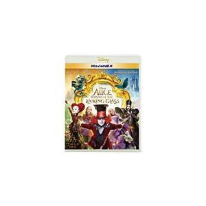 アリス・イン・ワンダーランド/時間の旅 MovieNEX【BD+DVD】/ジョニー・デップ[Blu-ray]【返品種別A】|joshin-cddvd