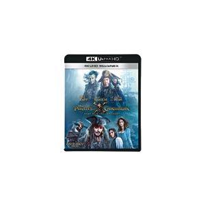 パイレーツ・オブ・カリビアン/最後の海賊 4K UHD MovieNEX/ジョニー・デップ[Blu-ray]【返品種別A】|joshin-cddvd
