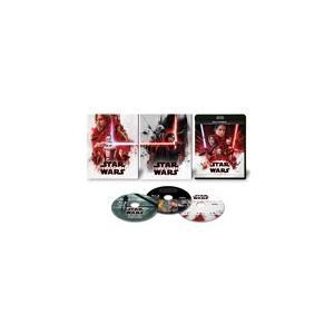 [枚数限定][限定版]スター・ウォーズ/最後のジェダイ MovieNEX【初回版】[2Blu-ray&DVD]/マーク・ハミル[Blu-ray]【返品種別A】