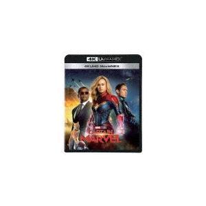 キャプテン・マーベル 4K UHD MovieNEX/ブリー・ラーソン[Blu-ray]【返品種別A】
