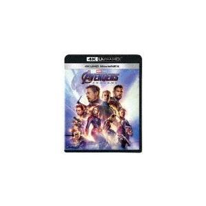 [初回仕様]アベンジャーズ/エンドゲーム 4K UHD MovieNEX/ロバート・ダウニーJr.[Blu-ray]【返品種別A】