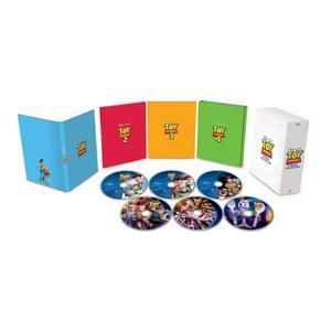 [枚数限定][限定版]トイ・ストーリー:4ムービー・コレクション(数量限定)/アニメーション[Blu-ray]【返品種別A】