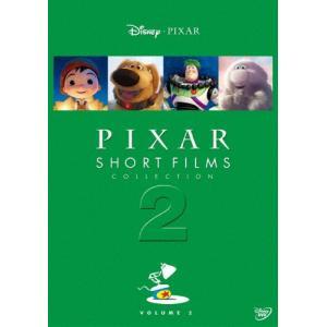 ピクサー・ショート・フィルム Vol.2/アニメーション[DVD]【返品種別A】