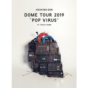 """[枚数限定][限定版][先着特典付]DOME TOUR """"POP VIRUS"""