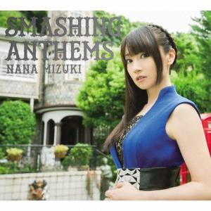 [枚数限定][限定盤]SMASHING ANTHEMS(初回限定盤/Blu-ray Disc付)/水樹奈々[CD+Blu-ray]【返品種別A】|joshin-cddvd