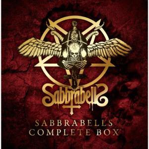 [枚数限定][限定盤]SABBRABELLS COMPLETE BOX[完全限定プレス盤]/SABBRABELLS[Blu-specCD+DVD][紙ジャケット]【返品種別A】 joshin-cddvd