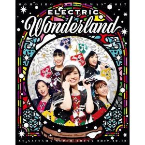 [枚数限定][限定版]ももいろクリスマス 2017 〜完全無欠のElectric Wonderland〜 LIVE Blu-ray【初回限定版】/ももいろクローバーZ[Blu-ray]【返品種別A】