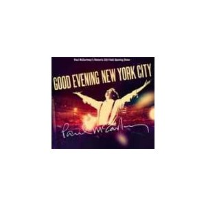 グッド・イヴニング・ニューヨーク・シティ〜ベスト・ヒッツ・ライヴ/ポール・マッカートニー[CD+DVD]通常盤【返品種別A】 joshin-cddvd