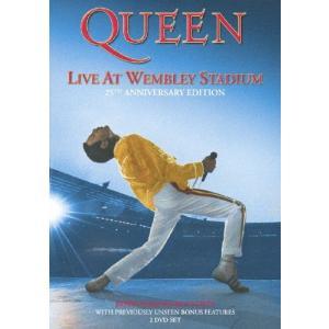 ライヴ・アット・ウェンブリー・スタジアム<25周年記念スタンダード・エディション>/クイーン[DVD]【返品種別A】