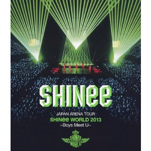 JAPAN ARENA TOUR SHINee WORLD 2013〜Boys Meet U〜/SHINee[Blu-ray]【返品種別A】