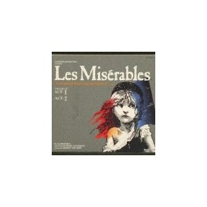 レ・ミゼラブル(日本公演ライブ盤)/ミュージカル[CD]【返品種別A】
