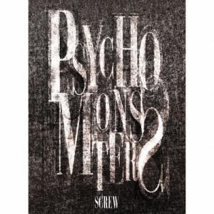 [枚数限定][限定盤]PSYCHO MONSTERS(初回限定盤B)/SCREW[CD+DVD]【返品種別A】|joshin-cddvd