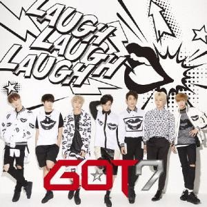 [枚数限定][限定盤]LAUGH LAUGH LAUGH(初回生産限定盤B)/GOT7[CD+DVD]【返品種別A】 joshin-cddvd