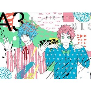 A3! FIRST Blooming FESTIVAL【DVD】/イベント[DVD]【返品種別A】