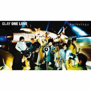 ONE LOVE Anthology/GLAY[CD+Blu-ray]【返品種別A】