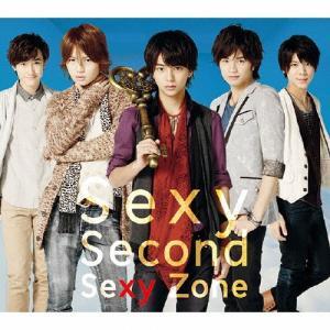 [枚数限定][限定盤]Sexy Second(初回限定盤A)/Sexy Zone[CD+DVD]【返品種別A】 joshin-cddvd