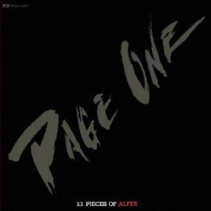 [枚数限定][限定盤]PAGE ONE〜13 PIECES OF ALFEE〜/THE ALFEE[HQCD][紙ジャケット]【返品種別A】|joshin-cddvd