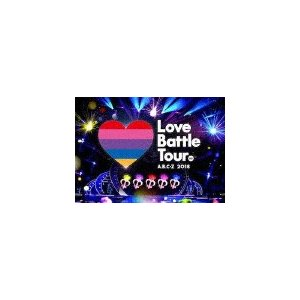 A.B.C-Z 2018 Love Battle Tour(Blu-ray通常盤)[初回仕様]/A.B.C-Z[Blu-ray]【返品種別A】|joshin-cddvd
