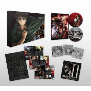 [枚数限定][限定版]「進撃の巨人」~クロニクル~【初回限定版BD】/アニメーション[Blu-ray]【返品種別A】