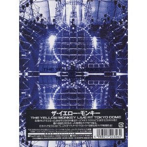 LIVE AT TOKYO DOME/THE YELLOW MONKEY[DVD]【返品種別A】