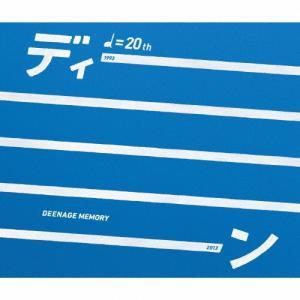 DEENAGE MEMORY 20周年記念ベストアルバム/DEEN[CD]通常盤【返品種別A】|joshin-cddvd