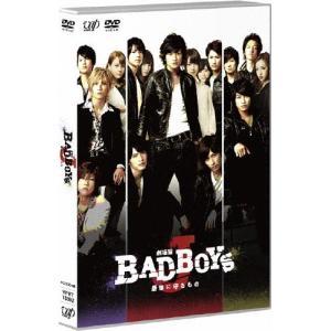 劇場版「BAD BOYS J-最後に守るもの-」通常版/中島健人(Sexy Zone)[DVD]【返...