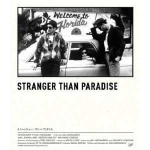 ストレンジャー・ザン・パラダイス/ジョン・ルーリー[Blu-ray]【返品種別A】