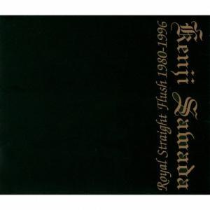 Royal Straight Flush 1980-1996/沢田研二[SHM-CD]【返品種別A】|joshin-cddvd