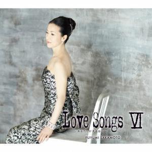 [枚数限定][限定盤]LOVE SONGS VI 〜あなたしか見えない〜(初回生産限定盤)/坂本冬美...