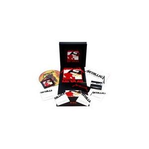 [枚数限定][限定盤]キル・エム・オール-リマスター・デラックス・ボックス・セット/メタリカ[CD+DVD]【返品種別A】|joshin-cddvd