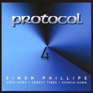 プロトコル IV/サイモン・フィリップス[SHM-CD]【返品種別A】