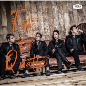 [枚数限定][限定盤]フォルテ・ディ・クアトロ(限定盤)/フォルテ・ディ・クアトロ[SHM-CD+DVD]【返品種別A】|joshin-cddvd