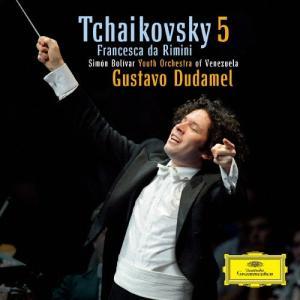 チャイコフスキー:交響曲第5番/シモン・ボリバル交響楽団[SHM-CD]【返品種別A】