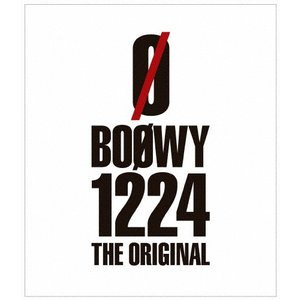 [先着特典付]1224 -THE ORIGINAL- Blu-ray/BOΦWY[Blu-ray]【返品種別A】|joshin-cddvd