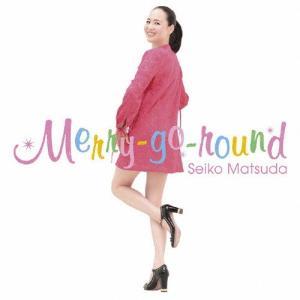 [枚数限定][限定盤]Merry-go-round【初回限定盤A】(DVD付)/松田聖子[CD+DVD]【返品種別A】 joshin-cddvd