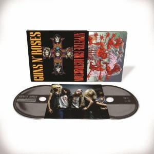 [枚数限定][限定盤]アペタイト・フォー・ディストラクション<デラックス・エディション>/ガンズ・アンド・ローゼズ[SHM-CD]【返品種別A】|joshin-cddvd