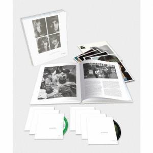 [枚数限定][限定盤]ザ・ビートルズ(ホワイト・アルバム)<スーパー・デラックス・エディション>【6CD+ブルーレイ・オーディオ】[SHM-CD+Blu-ray]【返品種別A】