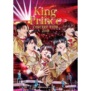 King & Prince CONCERT TOUR 2019(DVD/通常盤)/King & Prince[DVD]【返品種別A】