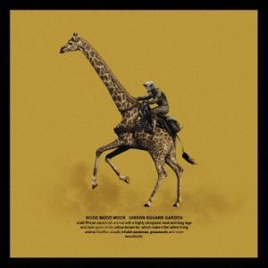 [枚数限定][先着特典付]MODE MOOD MODE(通常盤)/UNISON SQUARE GARDEN[CD]【返品種別A】 joshin-cddvd