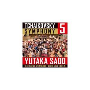 チャイコフスキー:交響曲第5番/佐渡裕,ベルリン・ドイツ交響楽団[HybridCD]【返品種別A】