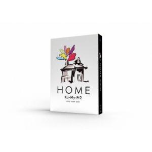 [枚数限定][限定版][先着特典付]LIVE TOUR 2021 HOME(Blu-ray盤/Blu-ray2枚組)/Kis-My-Ft2[Blu-ray]【返品種別A】の画像