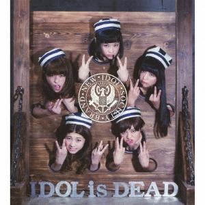 [枚数限定][限定盤]IDOL is DEAD(期間限定生産)/BiS[CD+DVD]【返品種別A】