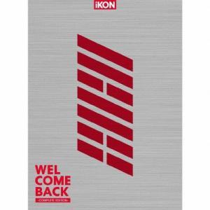 [枚数限定][限定盤]WELCOME BACK -COMPLETE EDITION-(初回生産限定/Blu-ray Disc付)/iKON[CD+Blu-ray]【返品種別A】 joshin-cddvd