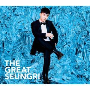 [枚数限定][限定盤]THE GREAT SEUNGRI(初回生産限定盤)/V.I (from BIGBANG)[CD+DVD]【返品種別A】 joshin-cddvd