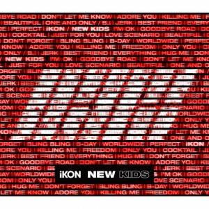 [枚数限定][限定盤]NEW KIDS(初回生産限定盤/Blu-ray Disc2枚付)/iKON[CD+Blu-ray]【返品種別A】 joshin-cddvd