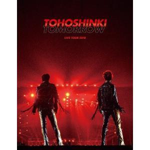[枚数限定][限定版]東方神起 LIVE TOUR 2018 〜TOMORROW〜【初回生産限定盤/DVD3枚組(スマプラ対応)】/東方神起[DVD]【返品種別A】|joshin-cddvd