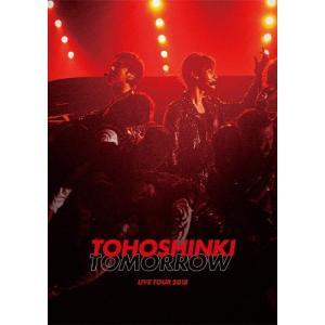 東方神起 LIVE TOUR 2018 〜TOMORROW〜【通常盤/DVD3枚組(スマプラ対応)】/東方神起[DVD]【返品種別A】|joshin-cddvd