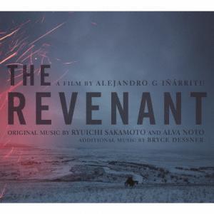 オリジナル・サウンドトラック盤「The Revenant(蘇えりし者)」/坂本龍一,アルヴァ・ノト,...