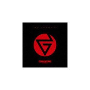 BEST GENERATION(通常盤/CD+DVD)/GENERATIONS from EXILE TRIBE[CD+DVD]【返品種別A】|joshin-cddvd